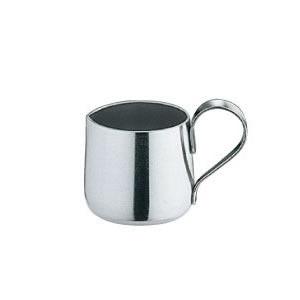 『海軍型ミルクピッチャー』【TEA&COFFEE シュガー ミルク ステンレス コーヒー キッチン 雑貨】