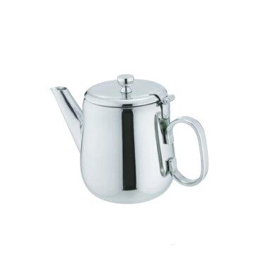 【送料無料】『ステンレス ラムポット 500cc』【TEA&COFFEE ティーポット ポット コーヒーケトル ラムポット】【smtb-KD】
