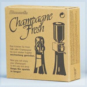 『Wecomatic ヴェコマティック シャンパン フレッシュ コンプリートセット(専用ポンプ1個・ストッパー1個入り) (54258)』【クーポン対象商品】
