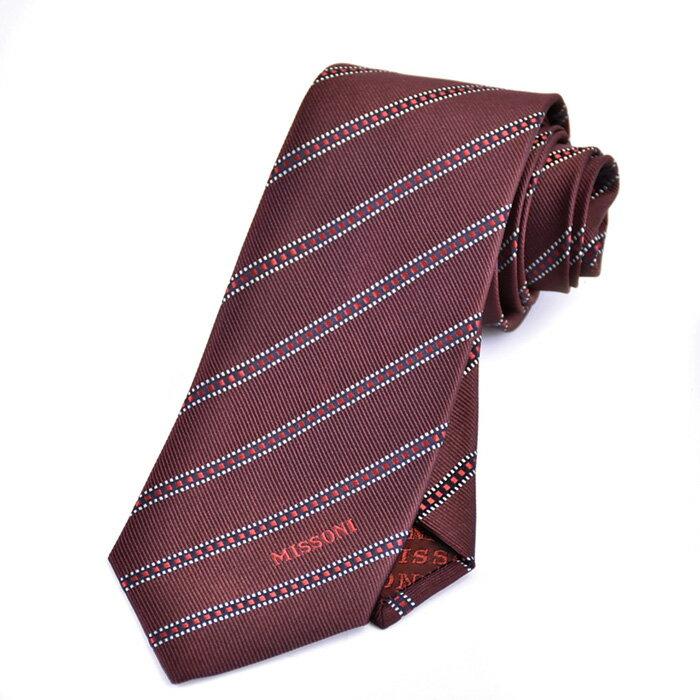 スーツ用ファッション小物, ネクタイ  MISSONI U5692 0003 RD