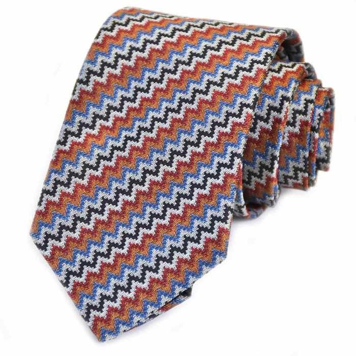 スーツ用ファッション小物, ネクタイ  MISSONI U6870 0002
