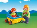 PLAYMOBIL プレイモービル 1.2.3 赤ちゃんとお母さん〜ドイツ生まれのヨーロッパを代表するごっこ遊びのおもちゃPLAYMOBIL。『1.2.3』シリーズは、18ヶ月から遊べる幼児向けのプレイモービルです。