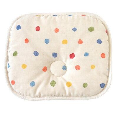 [メール便可] NAOMI ITO ナオミイトウ 汗とりまくら トイ(ホワイト)〜NAOMI ITOの中わたフワフワ♪吸水性・吸湿性に優れたドーナツ枕。洗濯機で洗っていつでも清潔に保てます。