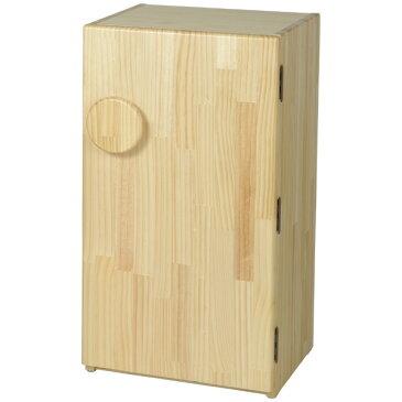 ブロック社 冷蔵庫〜幼稚園・保育園にオススメなブロック社の木製おままごとキッチンアイテム。おままごと、ごっこ遊びのコーナー作りにピッタリです。