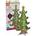 クリスマスツリー,Xmas,Christmas,ハンドクラフト,工作,BorneLund,ボーネルンド