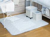 Ficelle フィセル - SOULEIADO ソレイアード プティット・フルール・デ・シャンおあそびマット〜SOULEIADOのベビー用品、プレイマットです。赤ちゃんのスペースに敷いてあげて下さい。