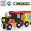 Scratch スクラッチ 木製汽車 トレイン サーカス 2...