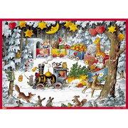 アドベントカレンダー クリスマス カウントダウン アドベント カレンダー