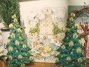 ドイツ製立体式アドベントカレンダー もみの木?クリスマスまでをカウントダウンしてくれるドイツで人気のアドベント カレンダーです。