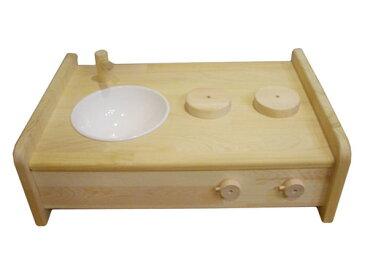 木遊舎 ミニキッチン〜卓上タイプの木製おままごとキッチンです。別売りの棚BOXをセットにすると、飾りやお片づけにとっても便利です!【ラッピング不可】【代引き決済不可】