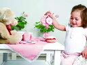 Oskar&Ellen オスカー&エレン社 イングリッシュ アフターヌンティーセット?スウェーデンのファブリック・トイ・メーカーOskar&Ellenの布製のおままごとのセットです。ティータイムは紅茶とお菓子で英国式で上品に。