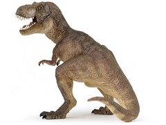 【55001】[PAPO パポ社]T・レックス〜フランス、PAPO(パポ社)のDinosaursシリーズ、恐竜のフ...