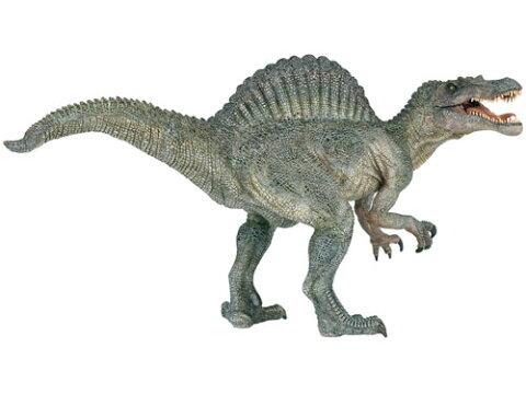 PAPO パポ社 スピノサウルス〜フランス、PAPO(パポ社)のDinosaursシリーズ、恐竜のフィギュア。大迫力のスピノサウルスのフィギュアです。