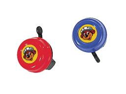 PUKY プッキー社 三輪車用アクセサリー ベル (レッド/ブルー)〜PUKY(プッキー)の三輪車用のベルです。