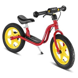 PUKY プッキー社 ラーニングバイク LR 1L Brake レッド(後輪ブレーキ付き)〜ドイツ・PUKYの2歳半頃から遊べる足けり自転車(キックバイク)『ラーニングバイク・シリーズ』【ラッピング不可】
