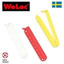 ウェーロック WeLoc クリップイットPA110mm 3個セット スウェーデン製 CLIP-it  ...
