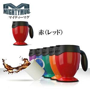 日本初上陸!倒れないマグカップ「マイティーマグ」です♪PCデスクにマグカップを置いている方...