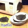 ウェーブウェアーWaveware電子レンジ用プレートウォーマー3枚組#MX99J【温かいお皿でお料理を】ディッシュウォーマー