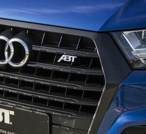 ABT アプト フロントグリルエンブレム クローム Audi アウディ Q8 4M80