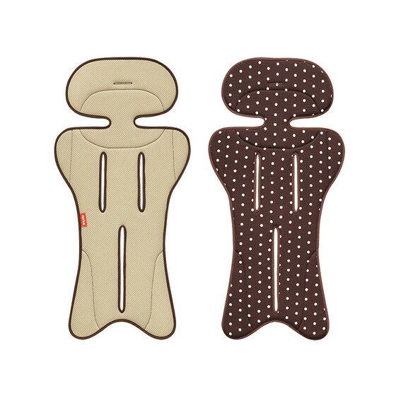 Apricaアップリカ正規販売店 さっと洗えるさらっとマット(チャイルドシート・チャイルド&ジュニアシート・ベビーカー・ハイロ