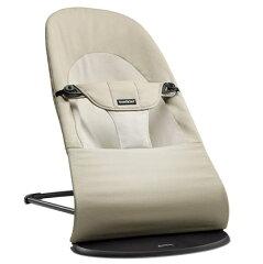 Baby Bjorn ベビービョルン バウンサー バランスソフト (カーキ/ベージュ) cotton 「正規輸入品・国内保証」