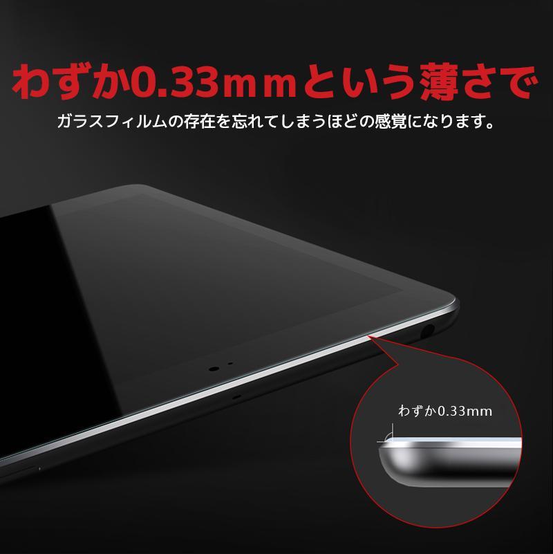 NEW 2019 iPad mini5 強化ガラスフィルム iPad Pro 11インチ/iPad Pro12.9インチ/iPad Pro 10.5/9.7 ガラスフィルム アンチグレア 強化保護フィルム サラサラ 反射防止 硬度9H 厚さ超薄0.33mm 撥油性 指紋防止