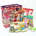 【ディズニー柄】お菓子詰め合わせ ランチバック入(取合せ/詰め合せ/詰合せ)の商品画像