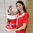 クリスマスブーツのキャンディーすくいどり景品セット 飴約630個
