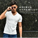 tシャツ 半袖 七分袖 7分袖 長袖 メンズ 長袖tシャツ 大きいサイズ トップス カットソー スリム vネック 大きいサイズ LL XL カットソー インナー カジュアル 細め タイト S LL XL 無地 黒 白 黒 モード きれいめ 細身 タイト お兄系 オラオラ系 BITTER ビター系 2