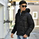 【送料無料】ジャケット メンズ 中綿 中綿ジャケット アウター ブルゾン 防寒 カジュアル カモ柄