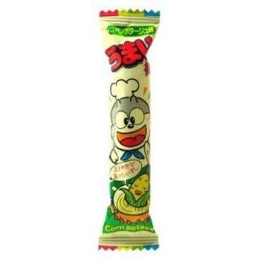 やおきん うまい棒コーンポタージュ味6g×30個 /駄菓子/子供会/お祭り/景品/