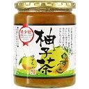 旭フレッシュ ゆず茶 ゆずづくし 430g×12個 瓶【送料無料】旭食品 希少糖含有シロップ入り(糖質甘味料中25%使用)。高知県産の柚子使用。