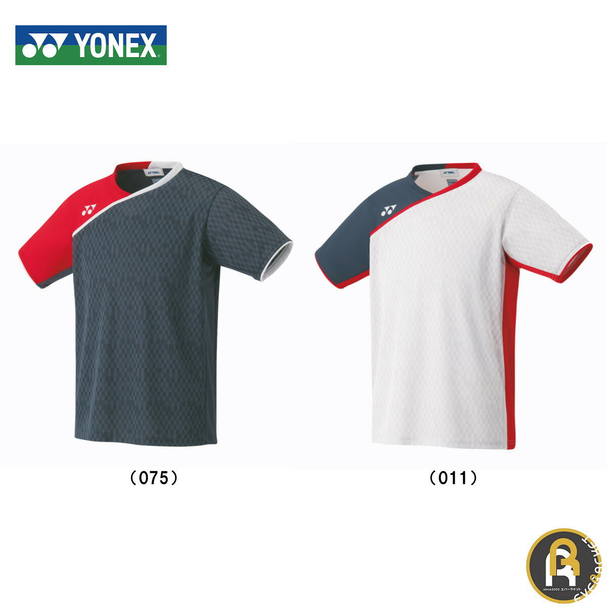 fb430dc3b9e55 YONEX ヨネックス バドミントン テニス ソフトテニス ウエア メンズゲームシャツ(フィットスタイル) 10260
