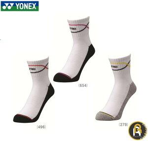 90d939ece1a374 ヨネックス YONEX テニス ソフトテニス バドミントン ハーフソックス ハイブリットパワーソックス ソックス 靴下 メンズ MEN  19117《25~28cm》 品番19117品名アンクル ...