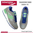 ��Saucony���å��ˡ���SHADOW5000����ɡ�S6003-76��GREY/LIGHTGREEN�����졼/�饤�ȥ��꡼���ڥ��ˡ������ۡڥ�ǥ������ۡڥ�ȥ���˥󥰡�MADEINCHINA������̵��!!�ۡڤ������б���