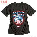 キャプテンアメリカ Tシャツ メンズ マーベル MARVEL...