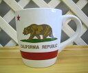 BIG マグ カリフォルニア リパブリック CALIFORNIA REPUBRIC アメリカン マグカップ カリフォルニア 州旗 大容量 ビッグ 大きい コーヒー