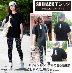 SHIBACKTシャツ