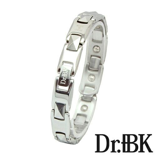 Dr.+BK ゲルマニウムブレスレット BT00Xシリーズ シルバー [Bracelet]