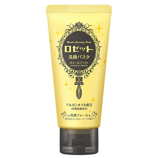 洗顔料, 洗顔フォーム ROSETTE 120g4922