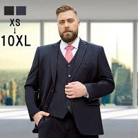 スーツ メンズ ビジネススーツ フォーマルスーツ パーティー 花婿スーツ 結婚式 卒業式 入学式 入社式 面接 suit リクルートスーツ 2つボタン ブラック ネイビー セットアップ 大きいサイズ 男性用 【サイズ有XS/S/〜4XL/5XL/6XL/7XL/8XL/9XL/10XL】dg167t2t2t2