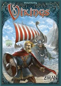 ベストオブ3人ゲーム!【店長の趣味】ヴァイキング Vikings 【ボードゲーム】