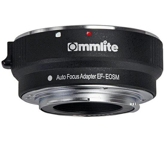 交換レンズ用アクセサリー, マウントアダプター Commlite CM-EF-EOSM