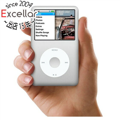 ポータブルオーディオプレーヤー, デジタルオーディオプレーヤー Apple iPod classic MC293JA 160GB