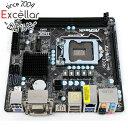【中古】ASRock製 Mini ITXマザーボード H77...