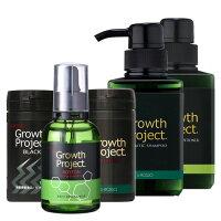 GrowthProject.トータルヘアケアセット(5点)