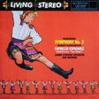 LIVING STEREO/Borodin SYMPHONY No.2 IN B MINOR