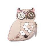 kate spade ケイトスペード アウトレット コインケース 小銭入れ Blaze A Trail Owl 幸せを呼ぶ ふくろう WLRU2572 853 マルチカラー【あす楽 】