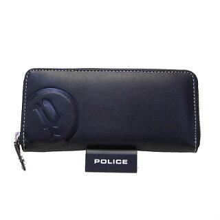 POLICE/ポリス/ネックレスステンレスHYBRIDハイブリッドドッグタグ25492PSB01シルバー×ブラック02P01Jun14