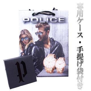 POLICEポリス当店人気モデルネックレス人気モデルペンダント20575PLC02ブラウン革チョーカー【送料無料】決算商品